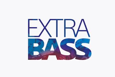 Logotipo de EXTRABASS™