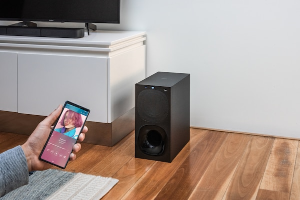 HT-S20R con conectividad Bluetooth®