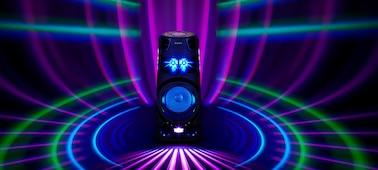 Imagen de Sistema de audio de alta potencia V73D con tecnología BLUETOOTH®