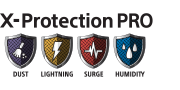 Logotipo de X-Protection PRO
