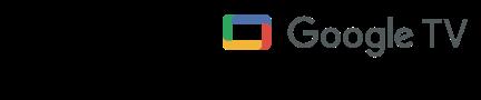 Logotipo de Google TV